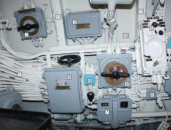 Instalaci n y sistema el ctrico - Instalacion electrica superficie ...